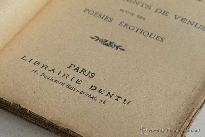 Libros antiguos: Les Galanteries de la Bible - Parny - Foto 4 - 53800772