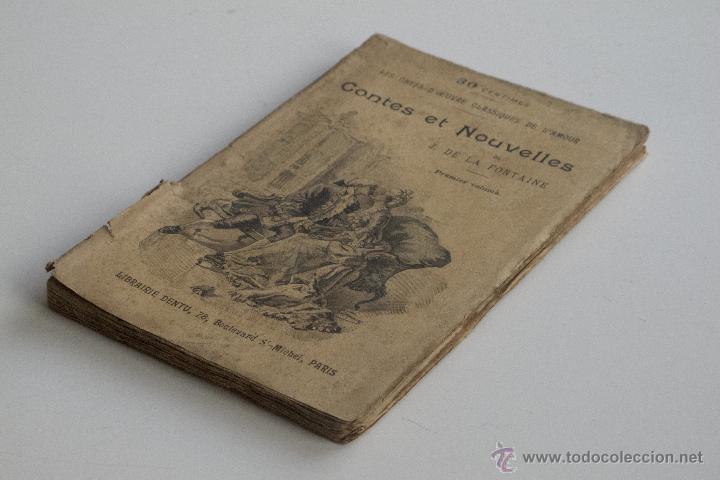 CONTES ET NOUVELLES VOL. I - J. DE LA FONTAINE (Libros Antiguos, Raros y Curiosos - Otros Idiomas)