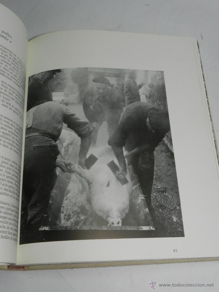 Libros antiguos: Libro la cuisine paysanne en France. Les secrets des Fermes en Périgord Noir. Por GUINAUDEAU-FRANC, - Foto 3 - 53801493