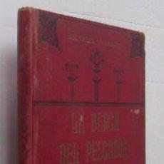Libros antiguos: LA BARCA DEL PESCADOR Y LA GUIRNALDA - CRISTOBAL SCHMID. Lote 53817867