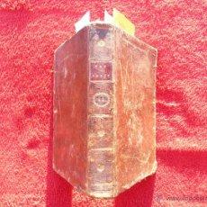 Libros antiguos: VAN-ESPEN. D. ZEGERI BERNARDI. A.D.P. BENEDICTO OBERHAUSER. IMPR. EMMANUELIS GONZALEZ. 1792. Lote 53826938