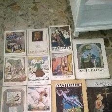 Libros antiguos: LOTE DE 14 NÚMEROS DE LA REVISTA D'ACI I D'ALLÀ DE LOS AÑOS 1922 Y 1924. Lote 53820607