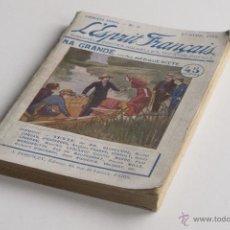 Libros antiguos: L'ESPRIT FRANÇAIS - MA GRANDE - PAUL MARGUERITTE 1914. Lote 53911714