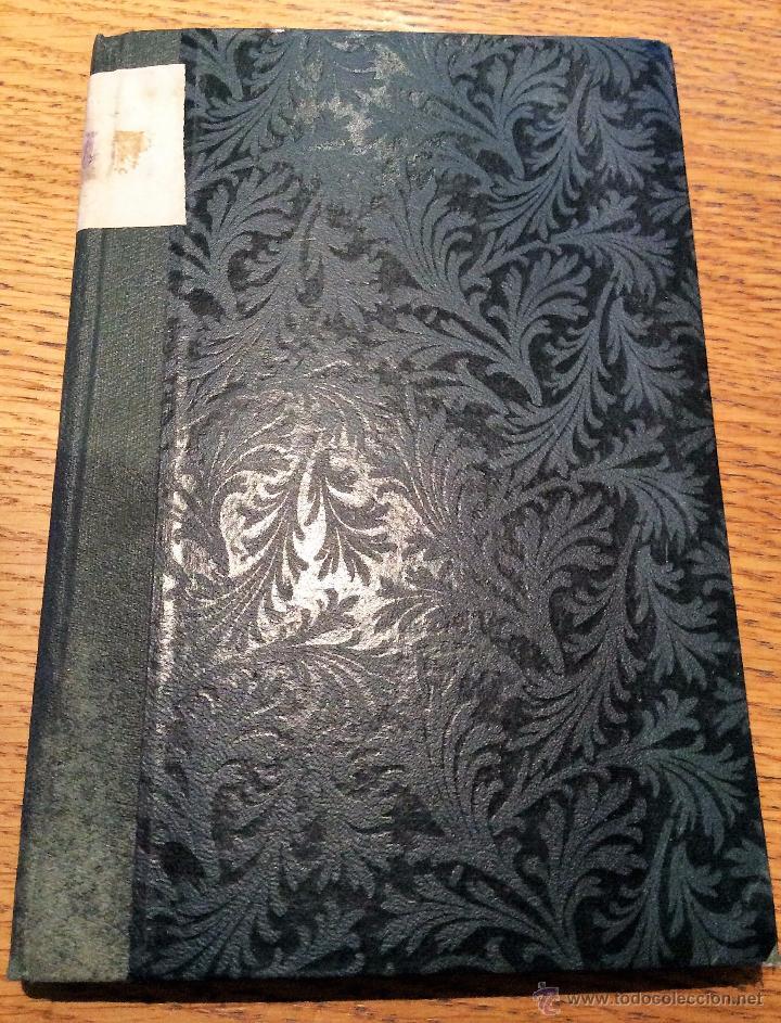 Libros antiguos: Libro toros De caballista a matador de toros, año 1915 - Foto 2 - 54003831