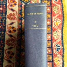 Libros antiguos: LOTE DE 13 REVISTAS BLANCO Y NEGRO EN CUADERNADAS(Nº 2029 A 2041), AÑOS 30.. Lote 54008419