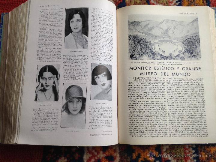 Libros antiguos: lote de 13 revistas Blanco y negro en cuadernadas(nº 2029 a 2041), años 30. - Foto 5 - 54008419
