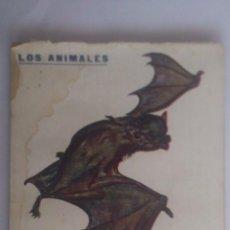 Libri antichi: LOS ANIMALES, CUADERNO Nº 27 - EL MURCIELAGO, IMPRENTA PRENSA POPULAR AÑO 1919. Lote 54025310