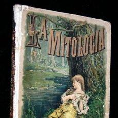 Libros antiguos: CALLEJA - 1896 - ILUSTRADO - MITOLOGIA - TAPA DURA -. Lote 54047680