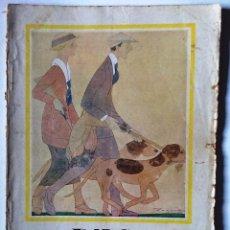Libros antiguos: D'ACI I D'ALLA OCTUBRE 1921 Nº 10. Lote 54139072