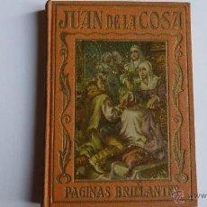 Libros antiguos: JUAN DE LA COSA (ARALUCE, 1935). Lote 54155843