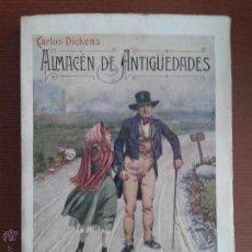 Libros antiguos: ALMACÉN DE ANTIGÜEDADES. Lote 54172049