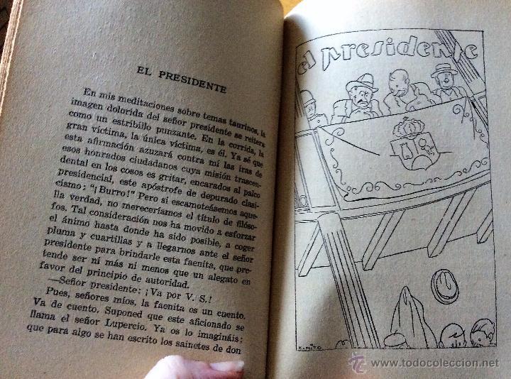 Libros antiguos: Libro toros Filosofía del toreo, de B. Torralba de Damas. 1932 - Foto 3 - 54173951