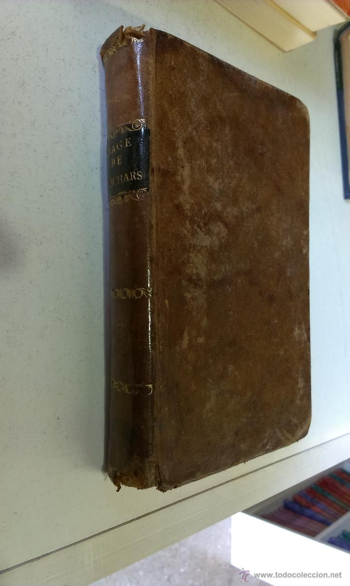 VIAGE DEL JOVEN ANACHARSIS ( ANACARSIS ) ... / TOMO IV / JUAN JACOBO BARTHELEMI / MADRID 1813 (Libros antiguos (hasta 1936), raros y curiosos - Literatura - Narrativa - Otros)