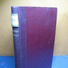 Libros antiguos: PEQUEÑO [Y MUÑOZ REPISO], DIEGO. CARTILLA VINÍCOLA. [1ª ED.] 1888. Lote 53172992