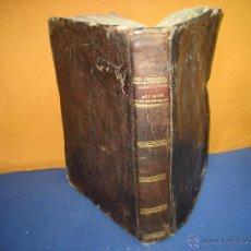 Libros antiguos: LIBRO DE LOS SECRETOS DE LA AGRICULTURA, CASA DE CAMPO... / MIGUEL AGUSTÍN. C.1750. Lote 52129732