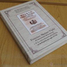 Libros antiguos: EL NACIMIENTO DE LA PRENSA Y DE LA CRÍTICA LITERARIA PERIODISTICA EN LA ESPAÑA DEL SIGLO XVIII.- . Lote 54276406