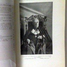 Libros antiguos: FIDEL FITA. BOLETÍN DE LA REAL ACADEMIA DE LA HISTORIA DEDICADO AL HISTORIADOR. 1918. Lote 54277075
