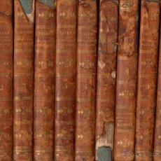 Libros antiguos: THIERS : HISTOIRE DE LA REVOLUTION FRANÇAISE - 10 VOLÚMENES (FURNE, PARIS, 1838). Lote 54295743