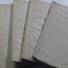 Libros antiguos: NOVELAS REVISTAS ANTIGUAS. Lote 54298415