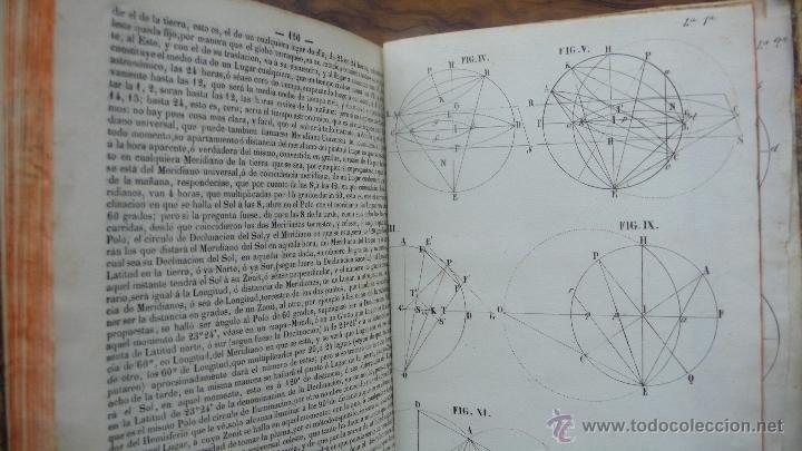 Libros antiguos: COLECCIÓN REPERTORIO PARA MARINOS, Y MATEMÁTICOS, DE PROBLEMAS DE TRIGONOMETRIA ESFÉRICA. 1849. - Foto 5 - 54325501