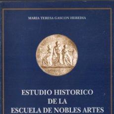 Libros antiguos: ESTUDIO HISTORICO DE LA ESCUELA DE NOBLES ARTES DE CÁDIZ: 1789-1842 / MUNDI-1166. Lote 54361278
