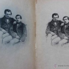Libros antiguos: EN 18. GONCOURT. BRUXELLES, HENRY KISTEMAECKERS 1884.. Lote 54395075