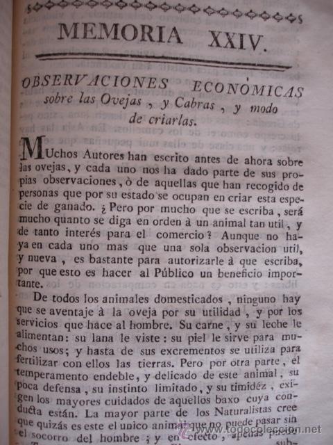 MODO DE CRIAR OVEJAS Y CABRAS.MADRID 1778. VETERINARIA (Libros Antiguos, Raros y Curiosos - Ciencias, Manuales y Oficios - Otros)