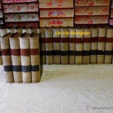 Libros antiguos: EPISODIOS NACIONALES . 23 VOLS. AUTOR : PEREZ GALDOS, B. Lote 54424628