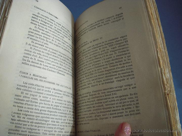 Libros antiguos: Historia de catalunya per Alfons Roure. Volum II - Foto 3 - 54500839