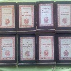 Libros antiguos: COLECCION CISNEROS. Lote 54633598