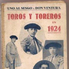 Libros antiguos: UNO AL SESGO Y DON VENTURA RESUMEN CRÍTICO ESTADISTICO ... .OFERTA SOLO HOY. Lote 54636964