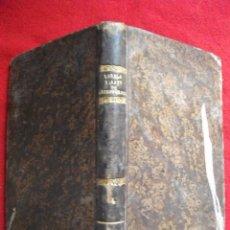 Libros antiguos: ENSAYO DE ANTROPOLOGIA - FUNCIONES - HISTORIA FISIOLOGICA DEL HOMBRE 1845. Lote 54704959