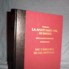 Libros antiguos: TRATADO LA ANATOMIA DEL HOMBRE - AÑO 1831 - D.BOURGERY - IMPRESIONANTES GRABADOS.. Lote 54773895