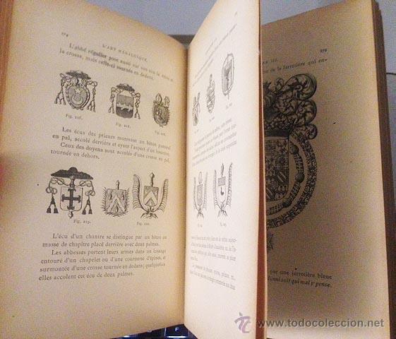 Libros antiguos: Genouillac : L Art Héraldique. (1889) (Heráldica; El blasón, piezas y figuras; Repertorios; Glosario - Foto 2 - 54795290