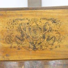 Libros antiguos: 5765- SOUVENIRS DE FONTAINEBLEAU. CLAUDE FRANÇOIS. 1884.. Lote 48510743