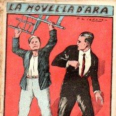 Libros antiguos: M. POAL AREGALL : EL DIABLE QUE PORTEM DINS (LA NOVEL.LA D'ARA, 1924) EN CATALÁN. Lote 54852522