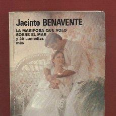 Libros antiguos: JACINTO BENAVENTE OBRAS COMPLETAS TOMO V 5ªEDICION AÑO1962 1184PAG EDITORIAL AGUILAR LL1183. Lote 54870446