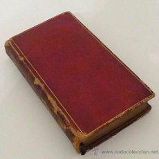 Libros antiguos: AB PIETRO, METASTASIO-OPERE DEL SIGNOR 1802. Lote 54870555