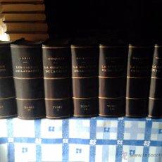 Libros antiguos: LOTE 8: LOS GOLFOS DE LAVAPIES, LA GOLFILLA DE LA CALLE, LA CARIDAD CRISTIANA, LA CANCION DE LA CABR. Lote 54887036