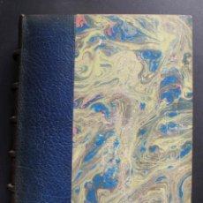 Libros antiguos: ULYSSE (ULISES) JAMES JOYCE, MAISON DES AMIS DES LIVRES, 1929. 1ª EDICIÓN EN FRANCÉS. Lote 54924199