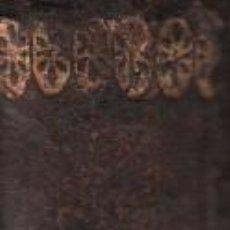 Libros antiguos: TRATADO DE TOPOGRAFIA - D. RAFAEL CLAVIJO / MUNDI-1313. Lote 54965127