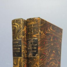 Libros antiguos: 1914.- VIDA DE LOS ESPAÑOLES CELEBRES. MANUEL JOSE QUINTANA. 2 TOMOS. Lote 54981261