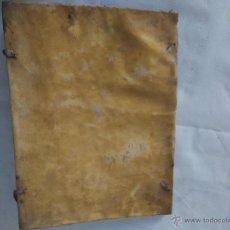 Libros antiguos: TABLAS DE LAS CUENTAS DEL VALOR LÍQUIDO DE LA PLATA DEL DIEZMO. 1773. FRANCISCO DE FAGOAGA. Lote 54984457