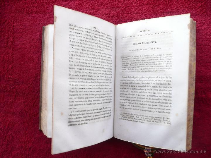 Libros antiguos: TEODICEA CRISTIANA . H.L.C. MARET. TRADUC. J.M.Y F. LIBRERIA RELIGIOSA. 1854 BARCELONA - Foto 11 - 54992872