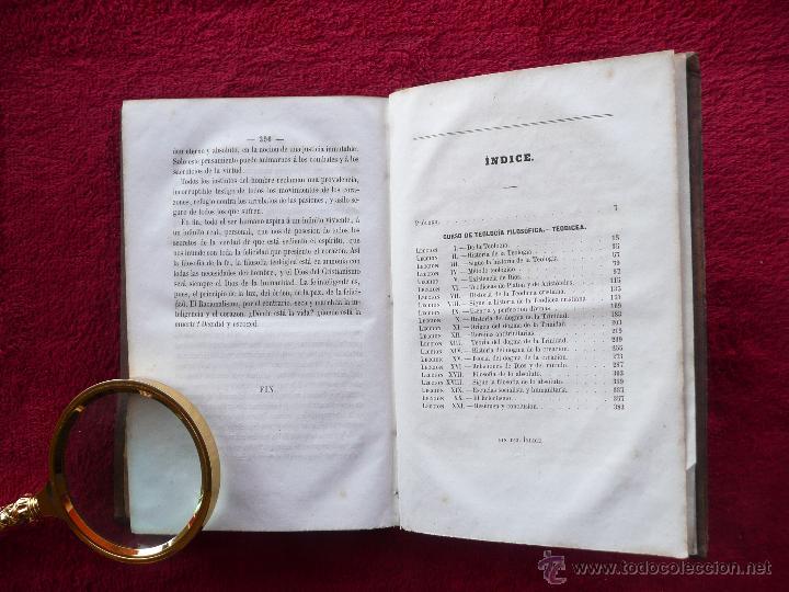 Libros antiguos: TEODICEA CRISTIANA . H.L.C. MARET. TRADUC. J.M.Y F. LIBRERIA RELIGIOSA. 1854 BARCELONA - Foto 12 - 54992872