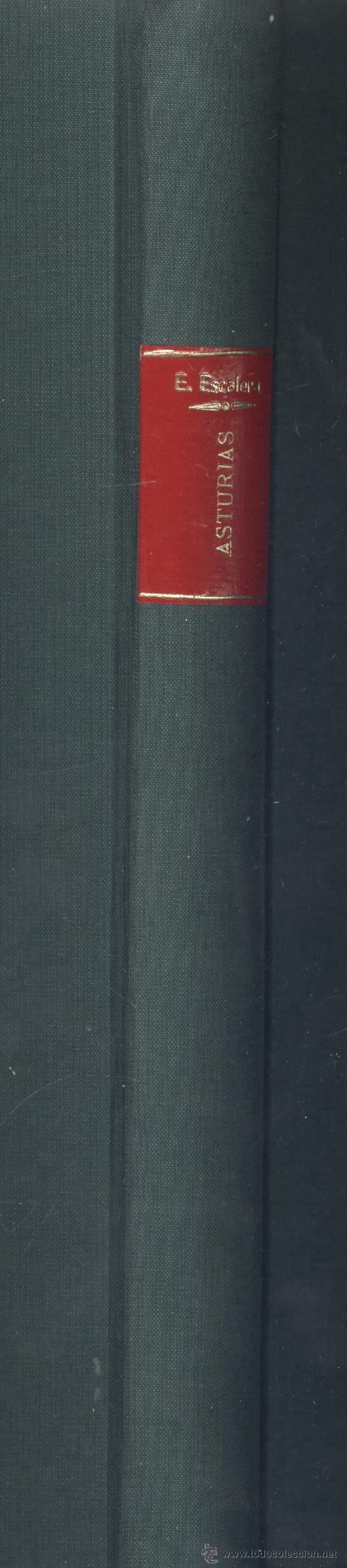 Libros antiguos: Evaristo ESCALERA. Crónica del Principado de Asturias. Madrid, 1865. S6 - Foto 2 - 54887676
