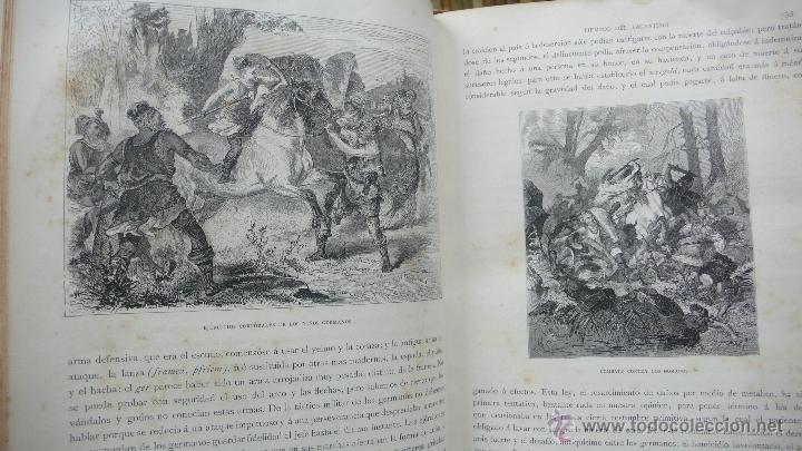 Libros antiguos: GERMANIA. DOS MIL AÑOS DE HISTORIA ALEMANA. JUAN SCHERR. MONTANER Y SIMON. 1882. - Foto 4 - 55071241