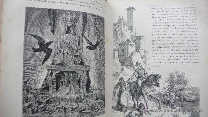 Libros antiguos: GERMANIA. DOS MIL AÑOS DE HISTORIA ALEMANA. JUAN SCHERR. MONTANER Y SIMON. 1882. - Foto 5 - 55071241