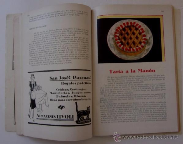 Libros antiguos: MENAGE: NOVIEMBRE DE 1933 Y MARZO DE 1934 - Foto 8 - 55080814