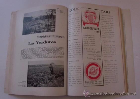 Libros antiguos: MENAGE: NOVIEMBRE DE 1933 Y MARZO DE 1934 - Foto 9 - 55080814